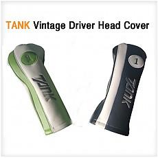 [탱크] Vintage Driver Head Cover
